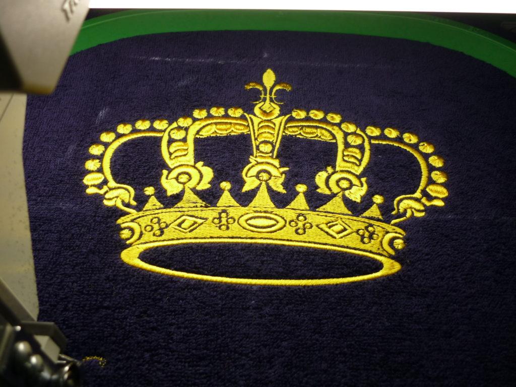 Машинная вышивка на заказ ульяновск